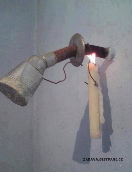 Zajímavý ohřev vody